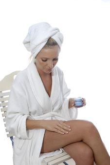 Free Skin Care Stock Photos - 6025663