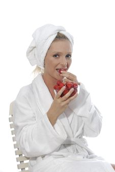 Free Strawberry Taste Royalty Free Stock Images - 6025689
