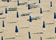 Free Beach Umbrellas Royalty Free Stock Photography - 6027327