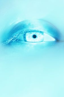 Free Eye Royalty Free Stock Images - 6027419