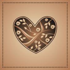 Free Decorative Heart Stock Photos - 6028113