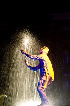 Free Buskers Festival Bern Stock Images - 6028784