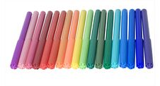 Free Felt-tip Pens Any Colors Royalty Free Stock Photos - 6029008