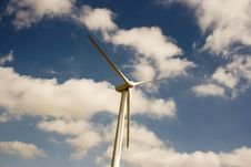 Free Windmill Royalty Free Stock Image - 6029476