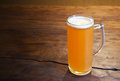 Free Mug Of Beer On The Table Stock Photos - 60289603