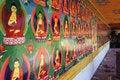 Free Fresco Of Buddhism Stock Photos - 6036573