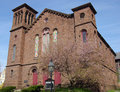 Free Newport City Church Royalty Free Stock Images - 6038039