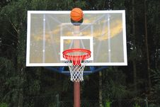 Free Basketball Table Royalty Free Stock Photos - 6030358