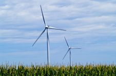 Free Windmill Stock Photo - 6031100
