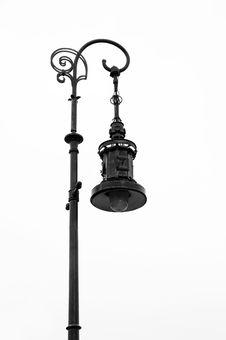 Free Vintage Street Lamp Stock Image - 6031601