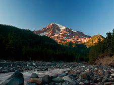 Free Mount Rainier, Washington Stock Images - 6031684