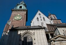 Free Krakow, Wawel Castle, Poland Royalty Free Stock Image - 6032196