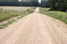 Free Country Road Royalty Free Stock Photography - 6032207