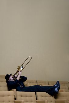 Free Tromboninst Stock Photography - 6032602