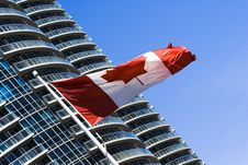 Free Canadian Flag Royalty Free Stock Images - 6032819