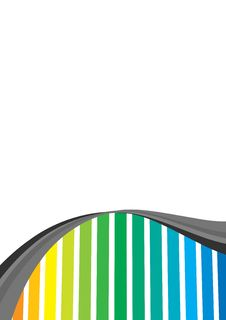 Free Rainbow Stripes Stock Images - 6033204
