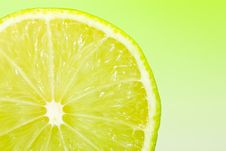 Free Fresh Sliced Lime Stock Photo - 6033570