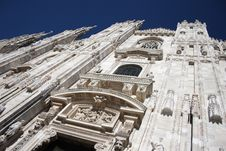 Free Cathedral Milano Stock Image - 6033681