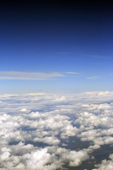 Free Above The Clouds Stock Images - 6033974