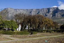 Free Table Mountain Stock Images - 6034174