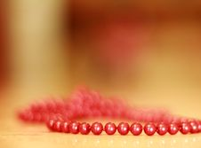 Free Necklaces Royalty Free Stock Photos - 6034468