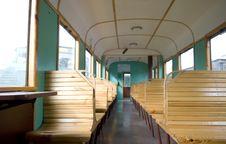 Free Empty Train Stock Photo - 6035260