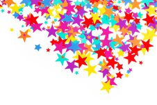 Free Color Star Royalty Free Stock Photography - 6035407