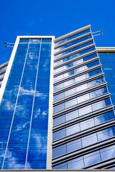 Free New Skyscrapers Business Centre Stock Photos - 6036003