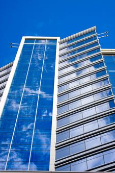 Free New Skyscrapers Business Centre Stock Image - 6036071