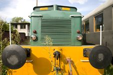 Free Locomotive Stock Photo - 6036560