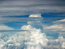 Free Beyond The Clouds Stock Photography - 6036912