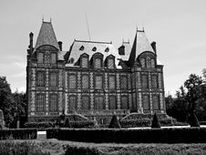 Free French Chateau Stock Photos - 6037123