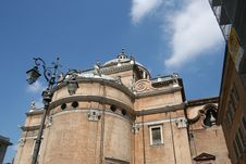Free Church In Parma, Italy Stock Photography - 6037782