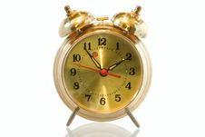Free Gilt Hours Royalty Free Stock Image - 6037836