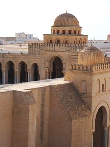 Free Mosque In Tunisia Stock Image - 6038471