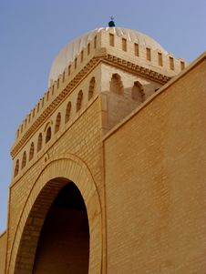 Free Mosque In Tunisia Stock Photography - 6038642