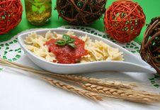 Free Pasta Stock Photo - 6038720