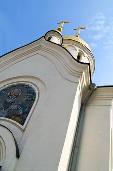 Free St. Nikolay Chapel Stock Photo - 6039200