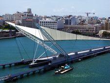 Free San Juan City Pier Stock Image - 6039381