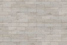 Seamless Travertine Stone Facade Texture Royalty Free Stock Photo