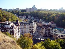 Free View Of Kiev Royalty Free Stock Image - 60342976