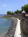 Free Along The Fort Wall Stock Photos - 6046353