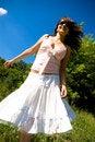 Free Girl Dancing Stock Photography - 6048362