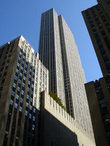 Free New York Skyscraper Stock Image - 6040161