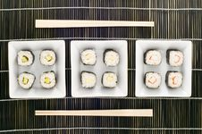 Free Sushi Royalty Free Stock Photography - 6041337