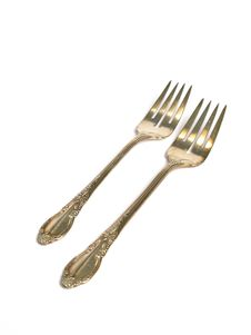 Free Old Forks For Different Uses Stock Photo - 6041820