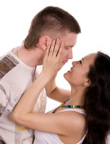 Free Loving Couple Stock Photography - 6041942