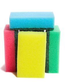 Free Sponges Stock Photography - 6042222