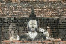 Free Buddha Face Stock Image - 6042291
