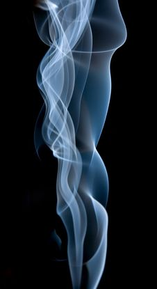 Free Smoke Abstract Royalty Free Stock Photos - 6043088